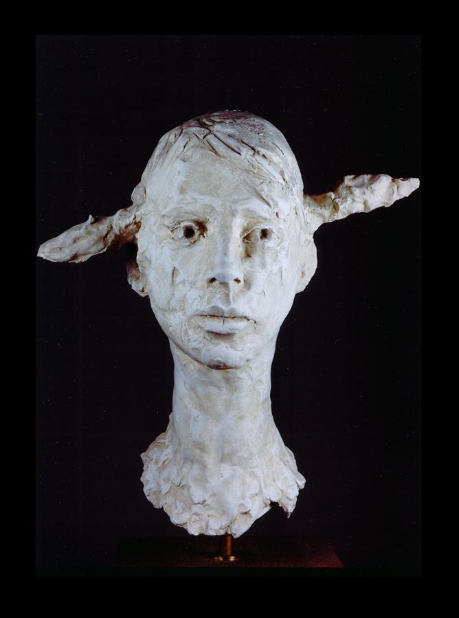 08 Ruth, 2000, gesso policromo