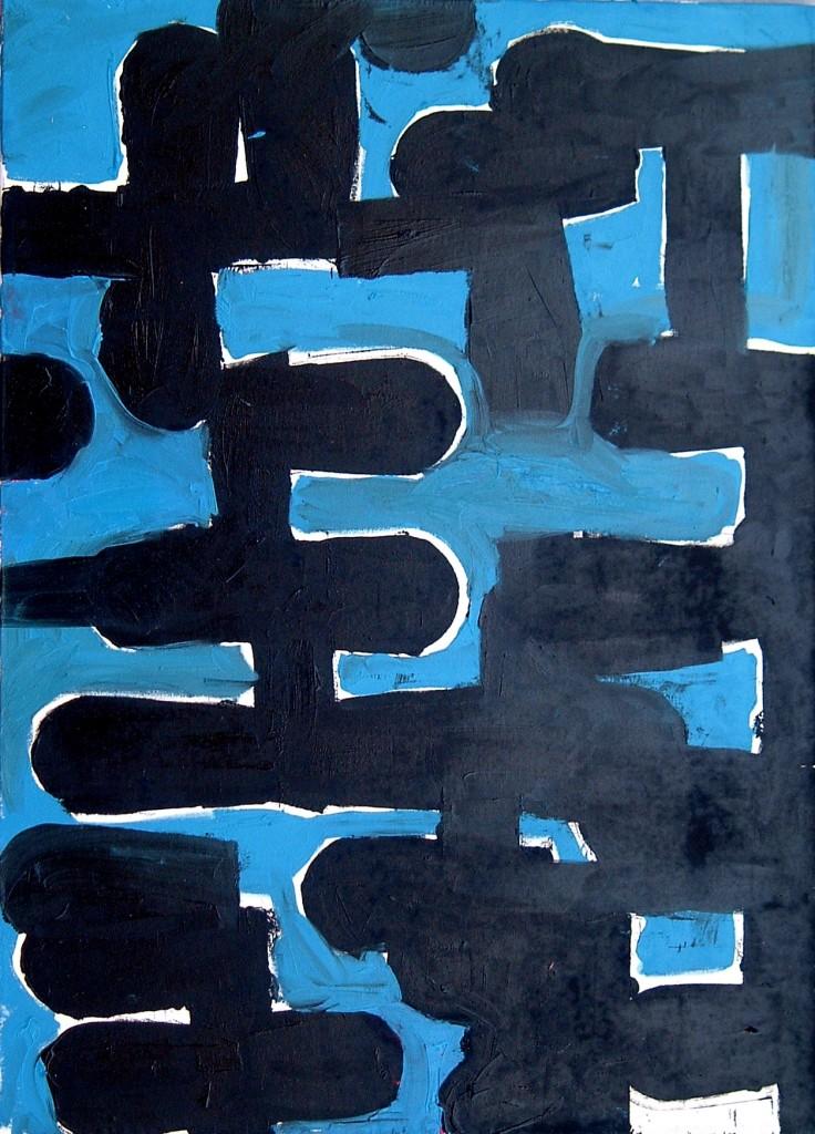 9(olio su tela 70 x 50 cm)